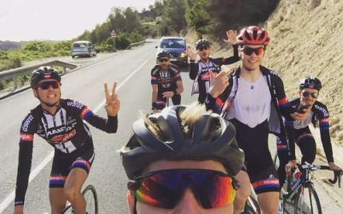giant alpecin nico waeytens rest day