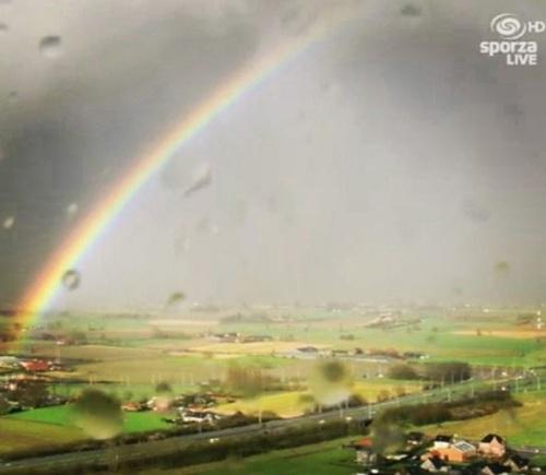 Gent Wevelgem rainbow Renaat