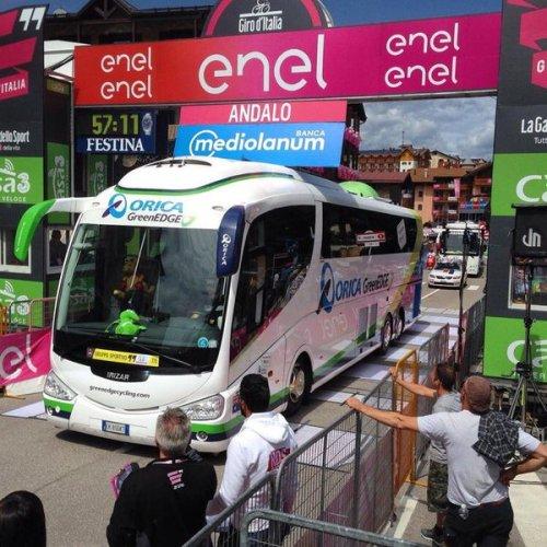Giro bus OGE Brian Nygaard