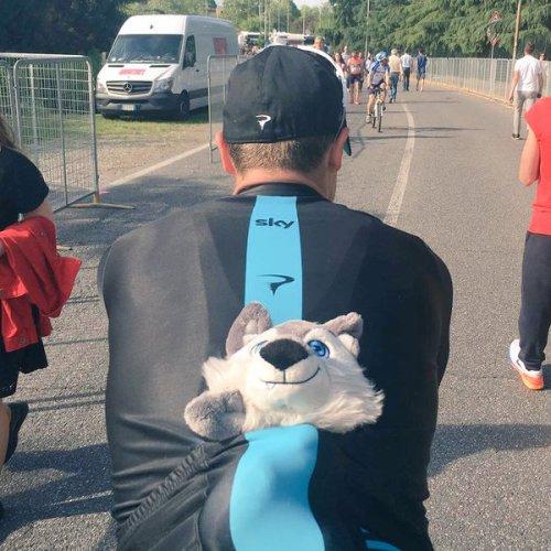 Giro Lupo Wolfie Team Sky