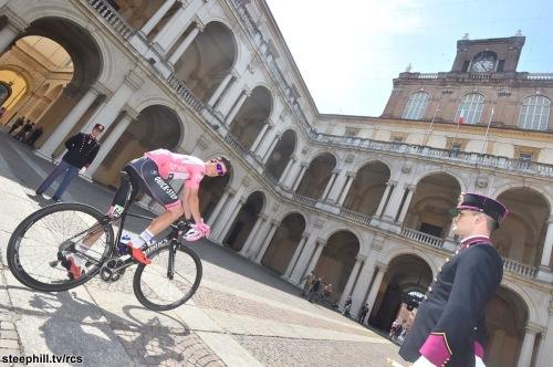 Giro pink Jungels
