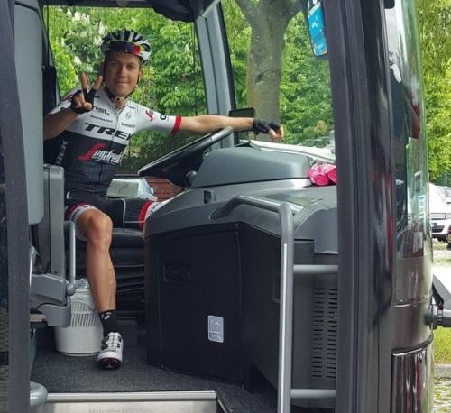 Giro Zoidl Trek Segafredo