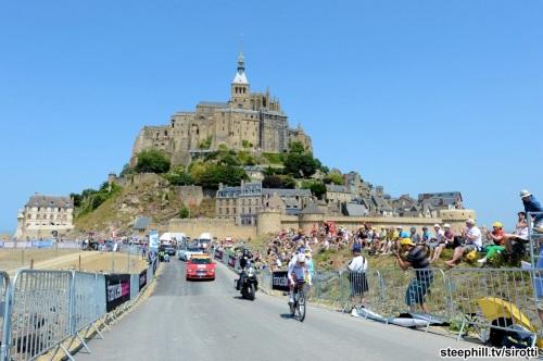 2013, Tour de France, tappa 11 Avranches - Mont Saint-Michel, Omega Pharma - Quick Step 2013, Martin Tony, Mont Saint-Michel