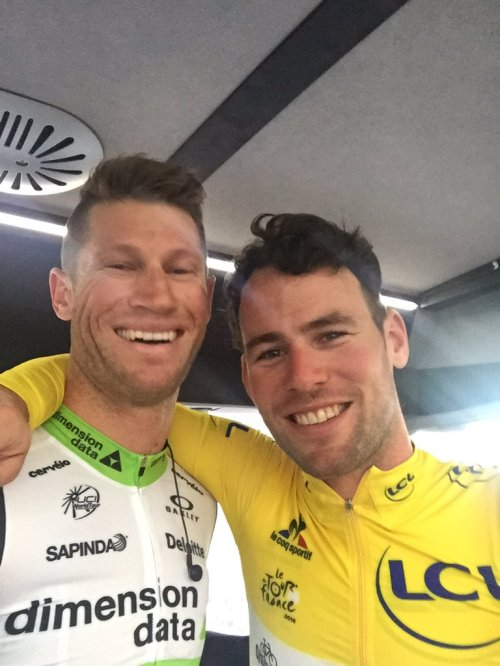 mark renshaw second stage