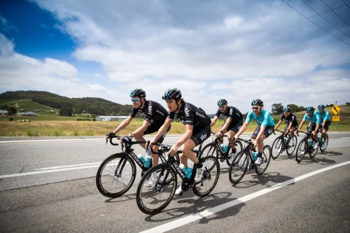 team-sky-training
